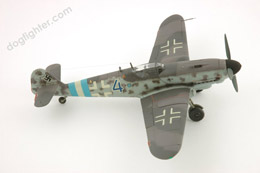 Messerschmitt Me Bf 109 G-14 AS
