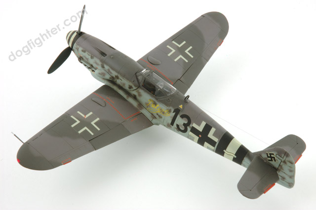 Messerschmitt Me Bf 109 G-6 AS