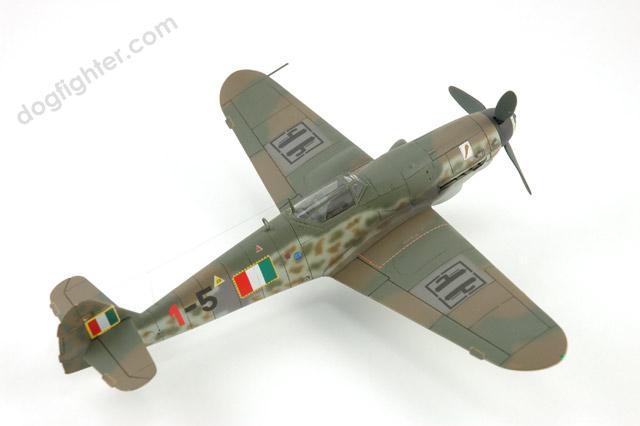 messerschmitt 109 ho