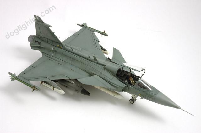 Saab Gripen JAS 39A 1:48