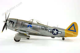 P-47N Thunderbolt Bubble Top