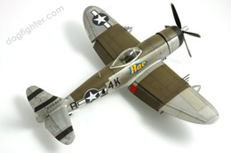 P-47N Republic Thunderbolt