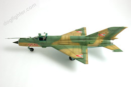 MiG-21 Fishbed Hungarian