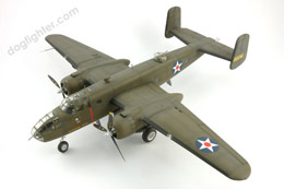 B-25 Mitchell Bomber WWII