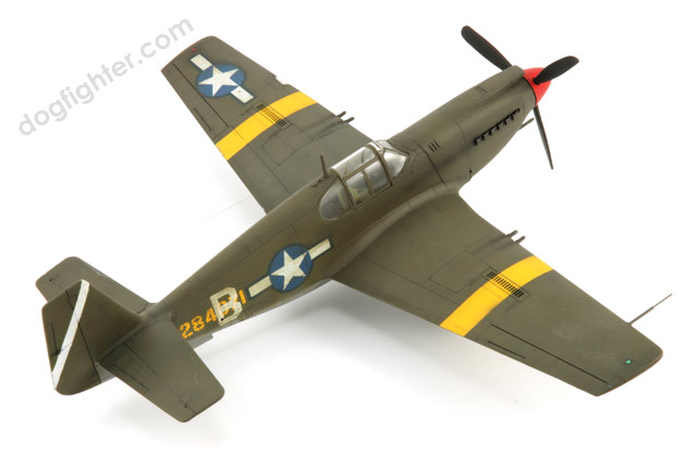 P-51A Mustang