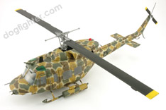 UH-1N Special Iroquois Pattern Camouflage