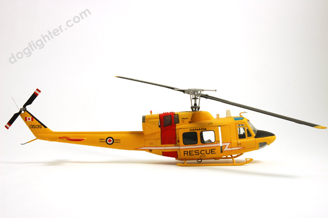 Canadian UH-1N Huey