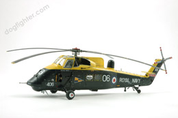 Westland Wessex Helicopter