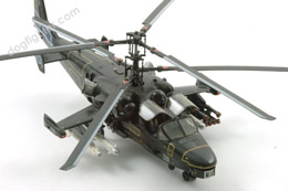 KA-52 Alligator Amodel