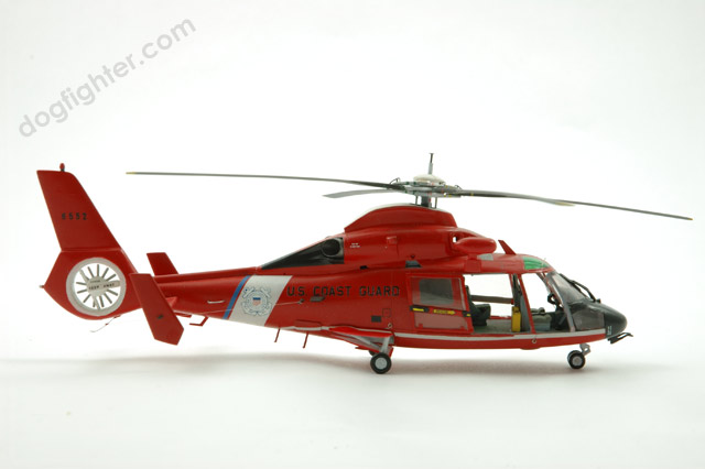 Matchbox Eurocopter AS-365 Dauphin