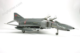 F-4J Phantom Plastic Model