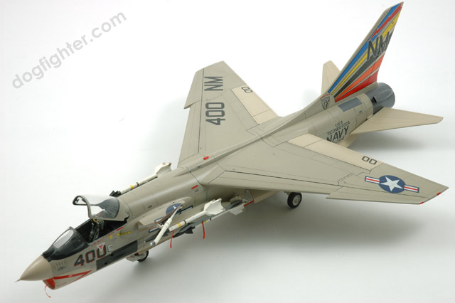 f-8 chance vought crusader vc-10