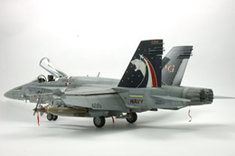 F/A-18 C Hornet US Navy AG Group