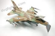 F-16C IDF Israeli Defense Force Tamiya 1:32