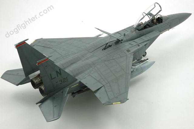 F-15 E Strike Eagle 1:48