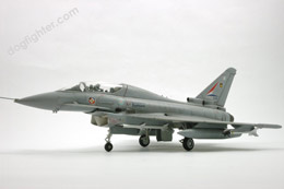pro built eurofighter 2000 1:48 for sale