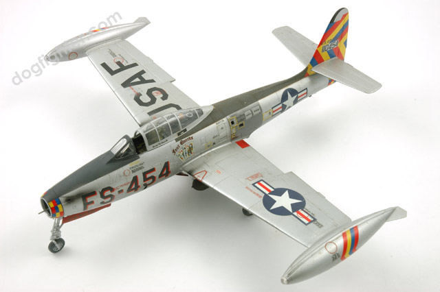 Academy Republic F-84