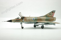 Supersonic Mirage III 1:48