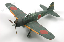 Mitsubishi A6M3 ZERO Fighter 1:48