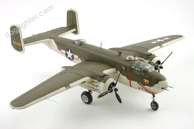 B-25 Mitchell Accurate Miniatures