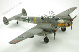 Dragon Messerschmitt Me Bf 110 C-7