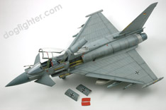 EF-2000B Eurofighter Typhoon 1:32