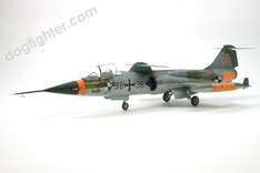 Lockheed F-104 Starfighter 1:48