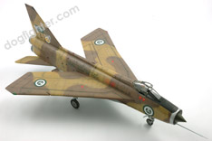 English Electric Lightning F.53-692 RSAF 1:48