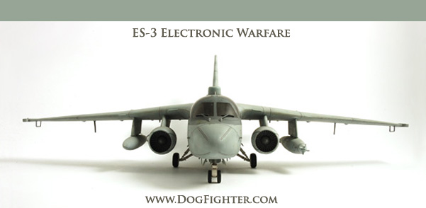 Electronic Warfare ES-3